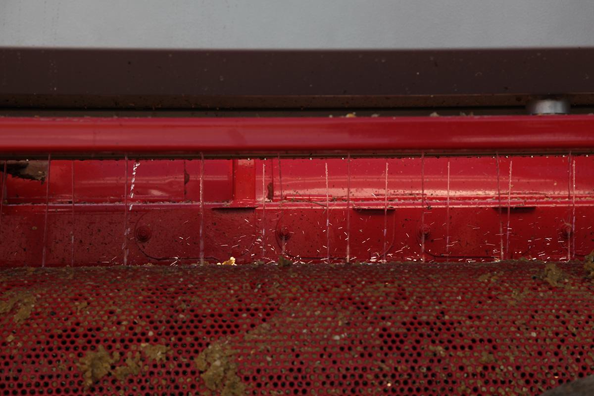 Машина для выделения семян тыквы T.D. 2900