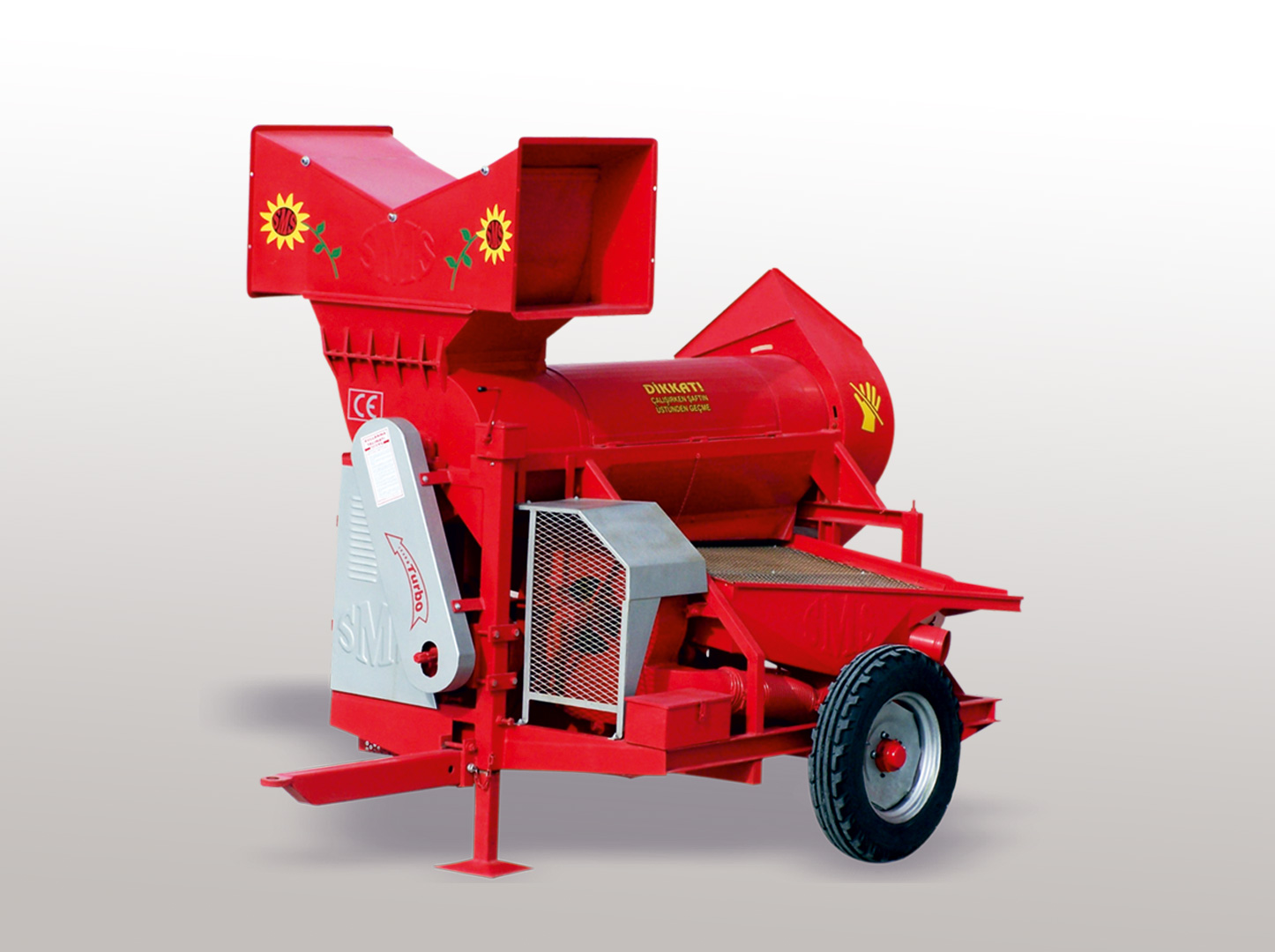 Sunflower Seed Thresher1