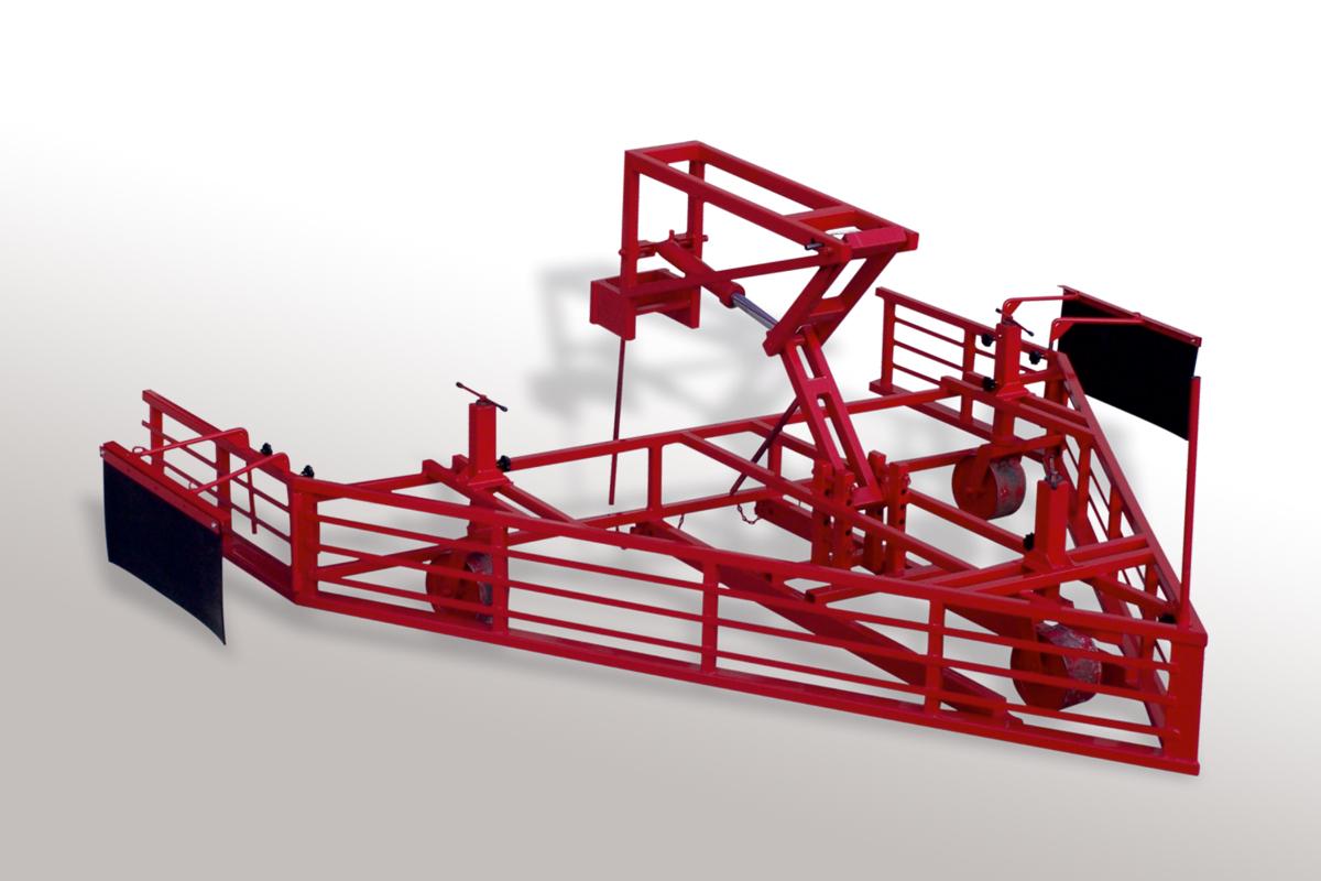Maschinen zur Reihenbildung von Kürbissen1
